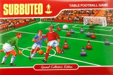 An unexpected UK arrival for Christmas 2015 was this new box set exclusive to John Lewis. Although produced with a new partner store this is clearly a ...  sc 1 st  Peter Uptonu0027s & Subbuteo Production 2002 onwards....