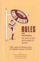 rules about rugby